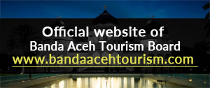 Official eebsite of Banda  aceh Tourism Board