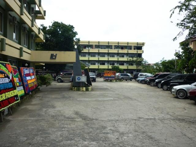 Bus/Car Parking Space